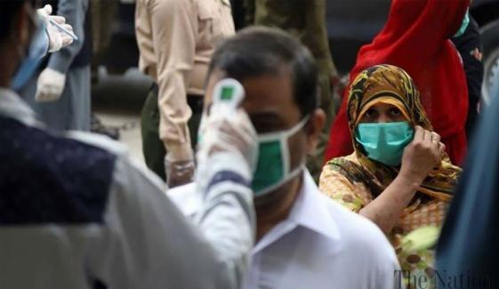 پاکستان: کورونا وائرس کے مزید 3 ہزار 119 کیسز، 44 اموات