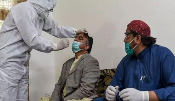 ایبٹ آباد میں 1 دن میں سب سے زیادہ کورونا وائرس کیسز ریکارڈ