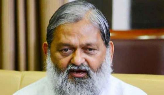 ویکسین کی ٹرائل ڈوز لگوانے والے بھارتی وزیر کورونا کا شکار