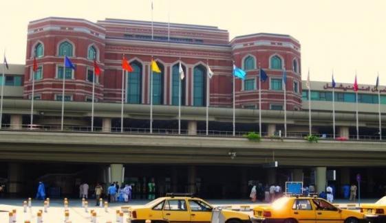 علامہ اقبال انٹرنیشنل ایئرپورٹ پر پروازیں متاثر