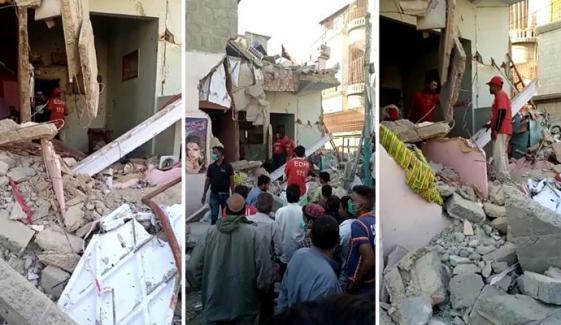 نیو کراچی دھماکے کا ایک زخمی اسپتال میں دم توڑ گیا