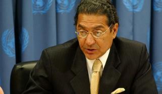 یو این انڈر سیکریٹری نے بھارت، پاکستان سے کشیدگی کم کرنے کا مطالبہ کیا ہے، منیر اکرم