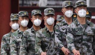 چین: فوجیوں کی کارکردگی بڑھانے کیلئے جدید بائیو ٹیکنالوجی کا استعمال