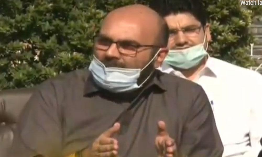 آکسیجن نہ ملنے سے کورونا مریضوں کی ہلاکت کی انکوائری ہو گی: تیمور جھگڑا