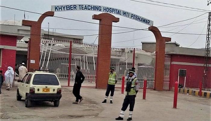 خیبر ٹیچنگ اسپتال میں آکسیجن میں کمی کی رپورٹ سامنے آگئی