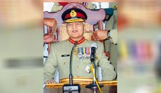 سابق کور کمانڈر راولپنڈی لیفٹیننٹ جنرل ریٹائرڈ محسن کمال انتقال کرگئے