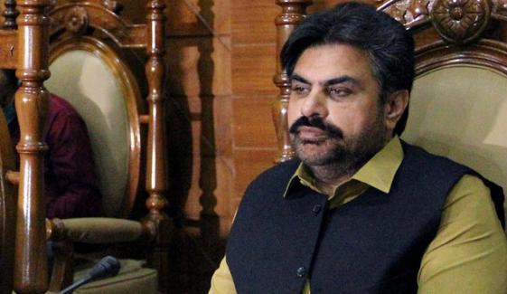 پانی چوری میں ملوث واٹر بورڈ کے افسران کے خلاف سخت ایکشن ہوگا، ناصر شاہ