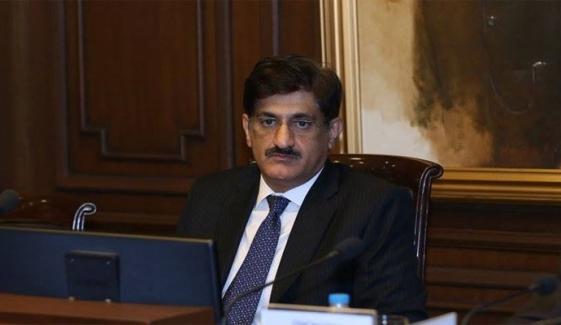یوم ثقافت پر وزیراعلیٰ سندھ کی مبارکباد
