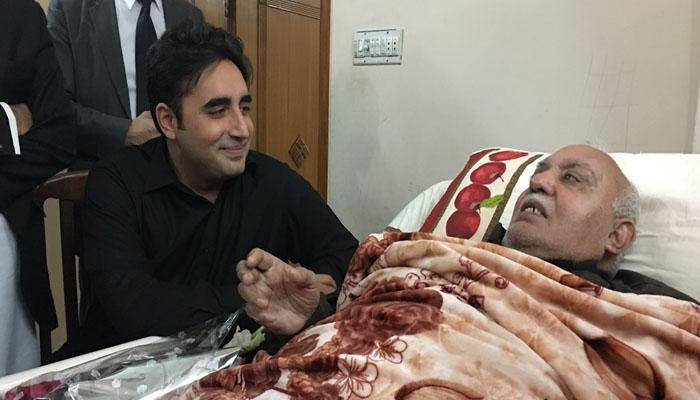 پیپلز پارٹی لاہور کے سینئر رہنما دلاور بٹ انتقال کرگئے