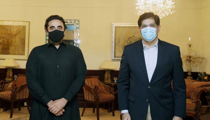 بلاول بھٹو کی وزیراعلیٰ سندھ کو خالی ملازمتوں پر بھرتیاں شروع کرنے کی ہدایت