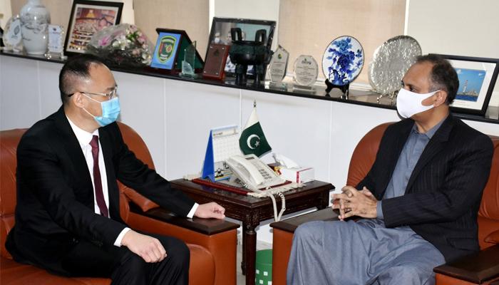 چین پاکستان کے ساتھ توانائی شعبے میں تعاون جاری رکھے گا،سفیر نونگ رونگ