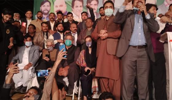 مسلم لیگ ن کے قائدین کے خلاف لاہور میں مقدمہ درج کرلیا گیا