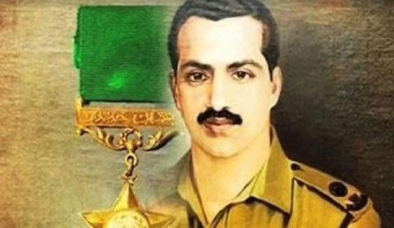 میجر شبیر شریف شہید کا 49 واں یومِ شہادت منایا گیا