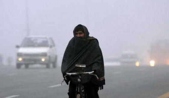 کراچی میں تیز سرد ہوائیں چلنے کا امکان