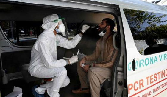 ملک میں کورونا وائرس مزید 37 زندگیاں لے گیا