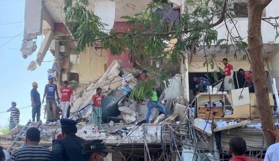 مسکن چورنگی  دھماکے کے  واقعے میں دھماکا خیز مواد استعمال ہونے کا انکشاف