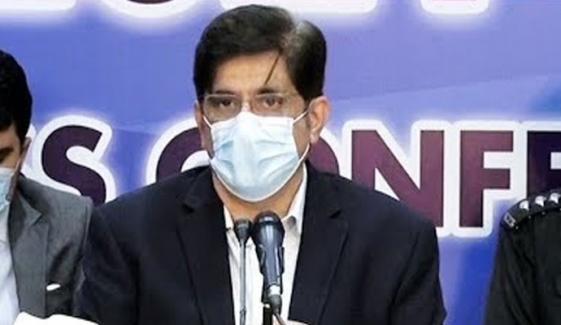 محکمہ صحت میں ڈاکٹرز کی ریگولرائزیشن کا مسئلہ حل کیا جائے، وزیرِاعلیٰ سندھ