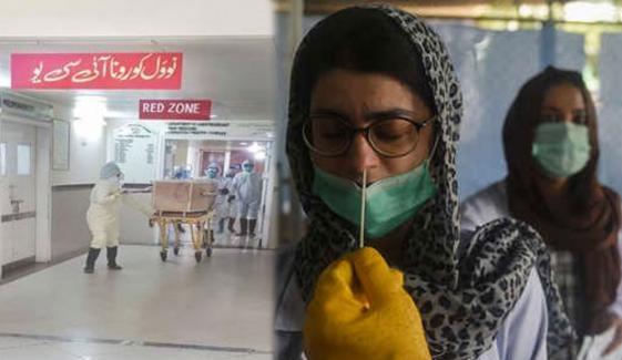 پاکستان: کورونا وائرس سے 1 روز میں ریکارڈ 89 اموات