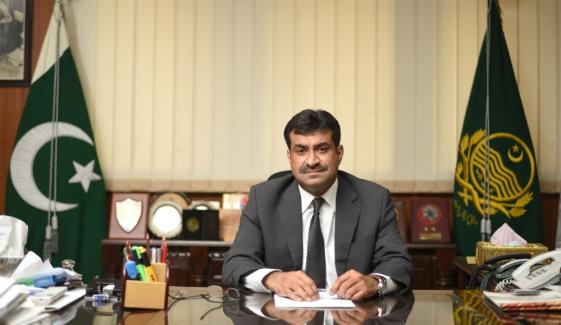 27ماہ میں 206 ارب کی وصولی کی: ڈی جی اینٹی کرپشن پنجاب