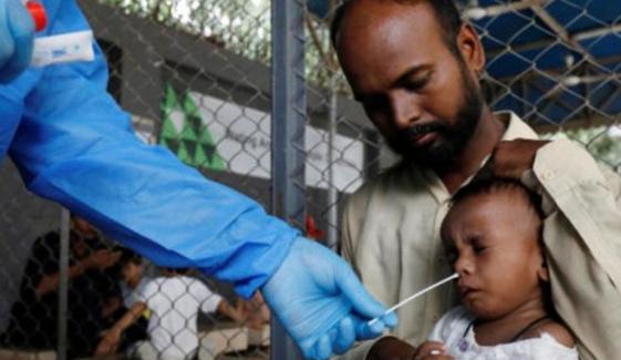 ملک میں کورونا وائرس کے مزید 3 ہزار 138 کیس اور 56اموات رپورٹ