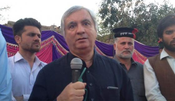 وزارت داخلہ نے پی پی رہنما ارباب عالمگیر خان کا نام ای سی ایل سے خارج کردیا