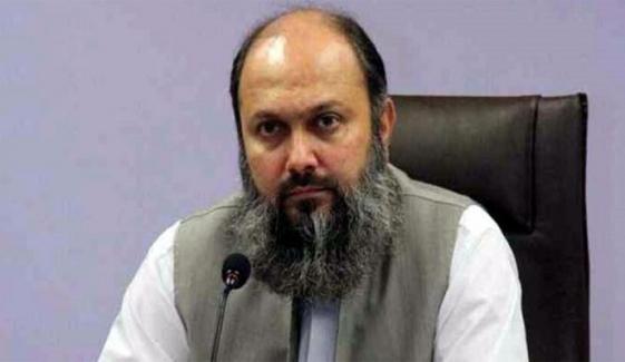 استعفوں سےکوئی خطرہ نہیں، حکومت مضبوط ہے، وزیراعلیٰ بلوچستان