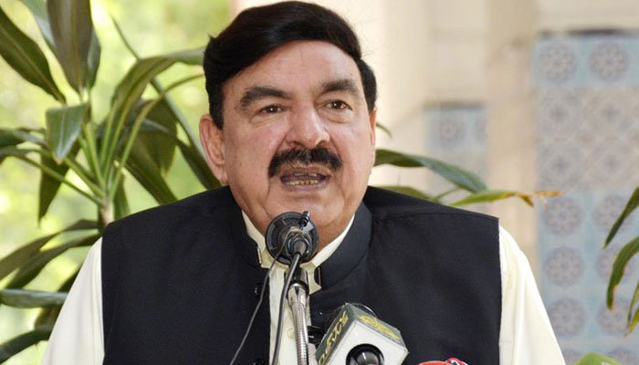 شیخ رشید کی اپنی سیاسی زندگی میں 15ویں وزارت