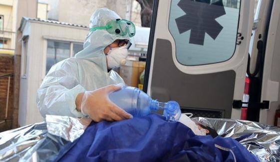 ملک بھر میں کورونا وائرس کے تشویشناک مریضوں کی  تعداد میں  تیزی سے اضافہ