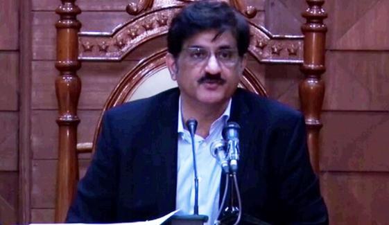 وفاق کی سُستی کے باوجود سندھ نے منصوبے پر تیز کام کیا، وزیر اعلی سندھ