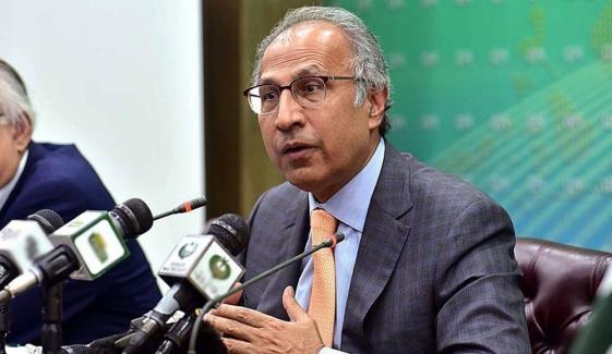 عبدالحفیظ شیخ کی بطور وزیرِ خزانہ تقرری کا نوٹیفکیشن جاری