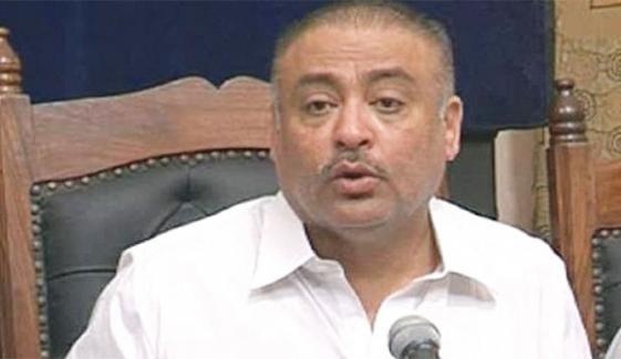 عبدالقادر پٹیل اور امتیاز شیخ نے اپنا استعفی جمع کرادیا