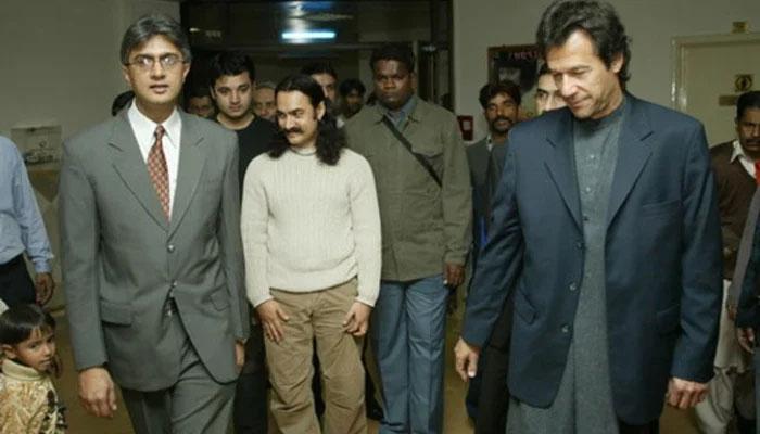 بھارتی اداکار عامر خان نے شوکت خانم اسپتال کا دورہ کب کیا تھا؟