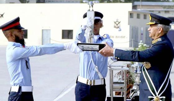 فضائیہ ہر خطرے سے نمٹنے کے لیے تیار ہے، ایئرچیف