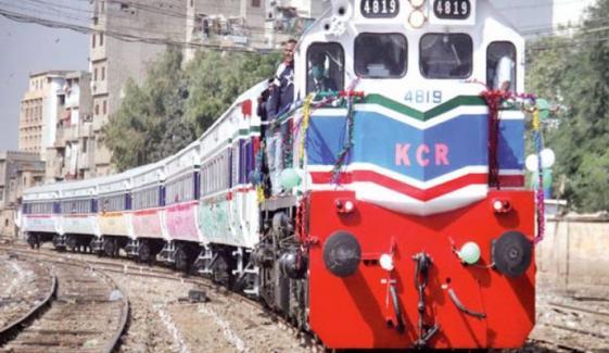 کراچی سرکلر ریلوے، 20 دن میں اخراجات1 کروڑ، آمدن 4 لاکھ