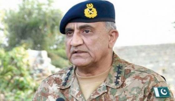 اے ایس ایف کے ٹرینیز پاکستان کی ایوی ایشن سیکیورٹی میں اضافہ کریں گے، آرمی چیف