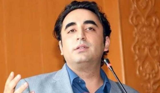 بلاول بھٹو کا جنوری کے لانگ مارچ سے پہلے وزیراعظم عمران خان کے بھاگنے کا دعویٰ