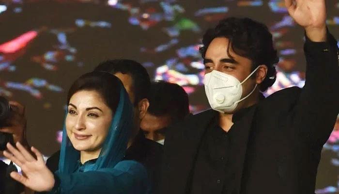 عوام ہرصورت مینار پاکستان پہنچ کرحکومت کو آخری دھکا دیں ، مریم نواز