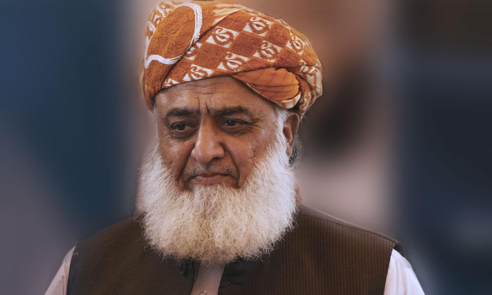 آج لاہوری جلسوں کے تمام ریکارڈ توڑ دیں گے: مولانا فضل الرحمٰن