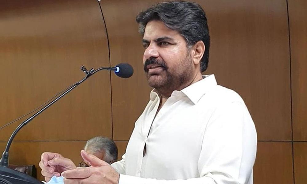 لاہور جلسہ حکومت کے تابوت میں آخری کیل ہو گا، ناصر شاہ