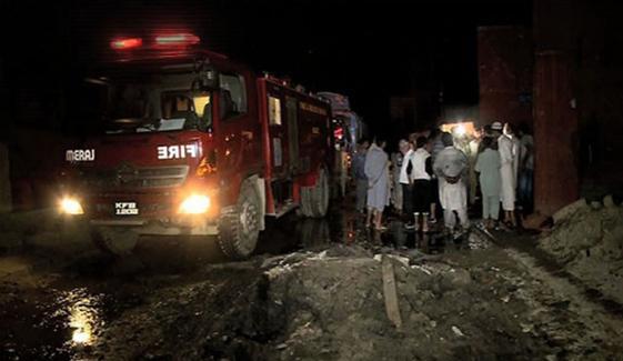 کراچی :آگ لگنے کے 3 واقعات، ماں بیٹی جاں بحق