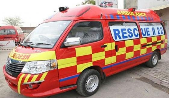 رحیم یار خان: نجی اسپتال میں سلنڈر دھماکا، 4 زخمی