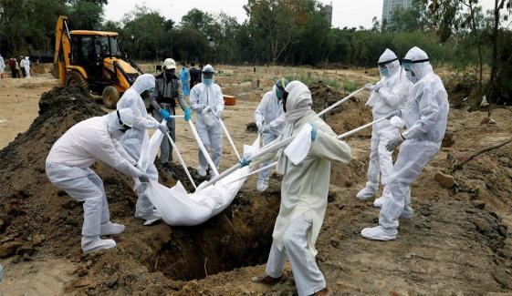 پاکستان: کورونا وائرس سے مزید 72 اموات