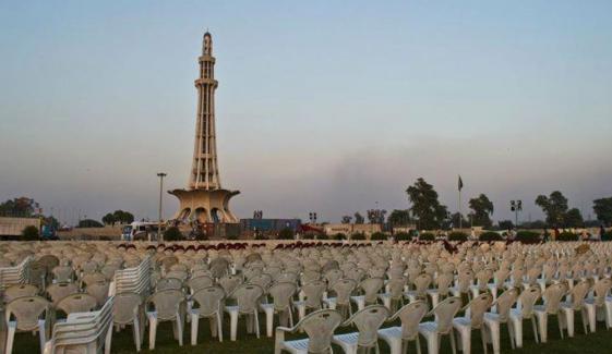 PDM جلسہ، مختلف شہروں میں کارکن روانگی کیلئے جمع