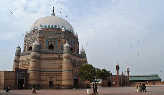 حضرت شاہ رکن عالم کے عرس کی تقریبات منسوخ
