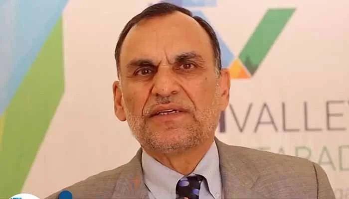 اعظم سواتی نے وزارت ریلوے کی ذمہ داریاں سنبھال لیں