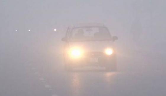 شدید دھند، موٹر وے ایم 5 روہڑی سے رحیم یارخان تک بند