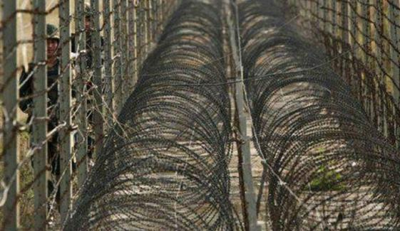 ایل اوسی، بھارتی فوج کی جنگ بندی کی پھر خلاف ورزی