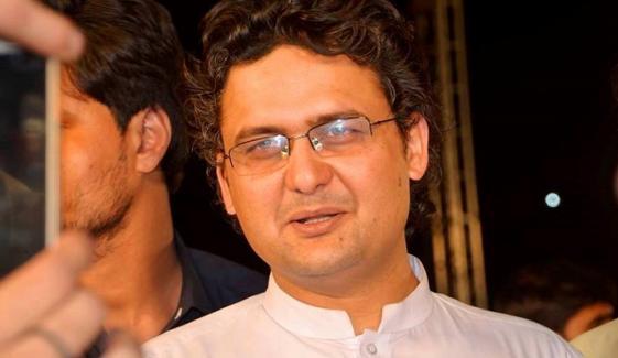 گیارہ پارٹیاں مل کر22ہزار لوگ نہیں لا سکے، فیصل جاوید خان