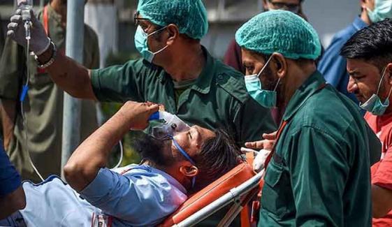 کورونا سے جاں بحق افراد میں76 فیصد کی عمریں50 سال سے زائد ہیں