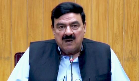 عمران خان اپنی حکومت چھوڑ دے گا وہ این آر او نہیں دے گا، شیخ رشید